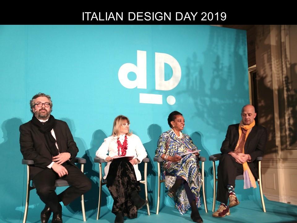 El diseño. Un viaje entre Italia y España