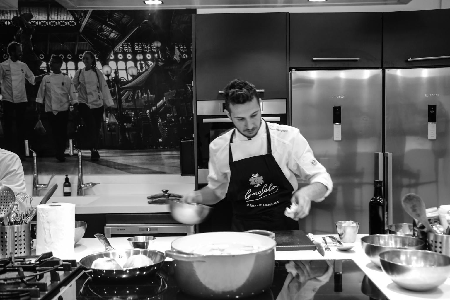 Prepara tu futuro - Jóvenes talentos de la cocina italiana