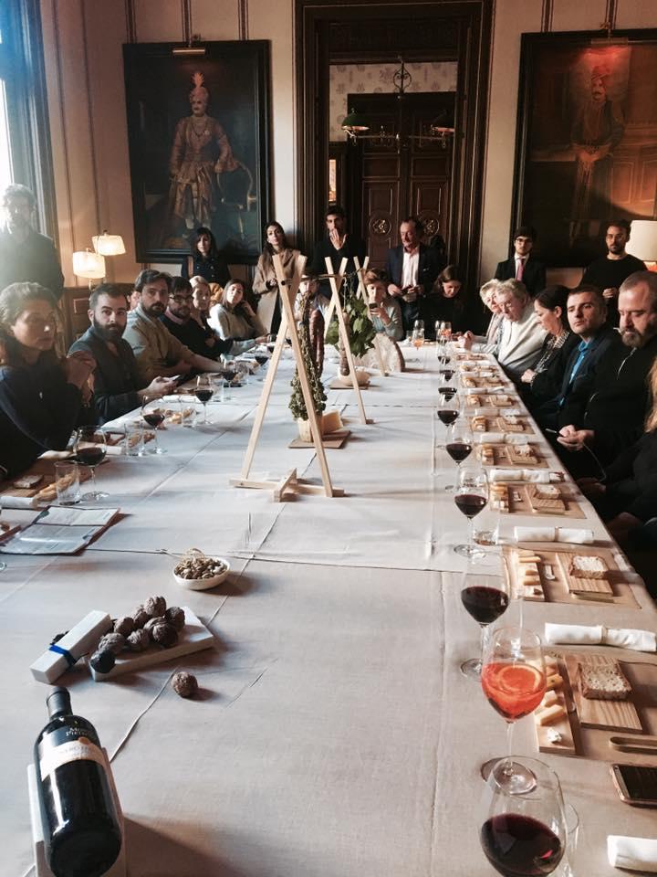 Rueda de prensa ITmakES food&wine Barcelona